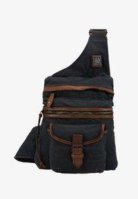 Belstaff - HOLDSTER BAG - Sac bandoulière - true black - 5