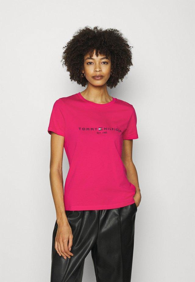NEW TEE - Print T-shirt - bright jewel