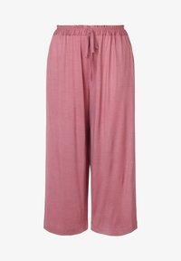 INAN ISIK - Pantaloni sportivi - rosa - 0