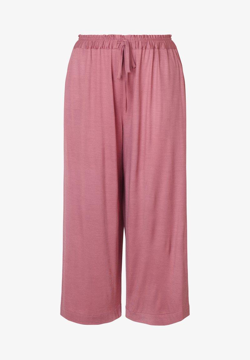 INAN ISIK - Pantaloni sportivi - rosa