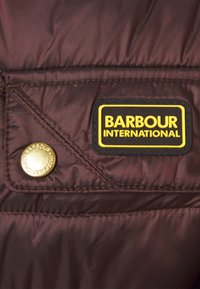Barbour International - GLEANN QUILT - Light jacket - cocoa - 7