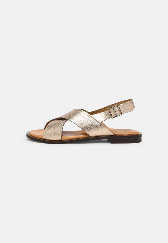 Sandali - bronze
