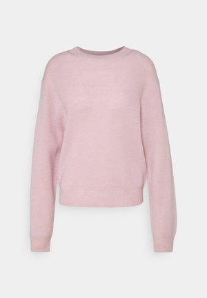 WOMENS CREW NECK - Sweter - icy verbena