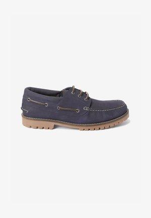 WAXY  - Boat shoes - dark blue