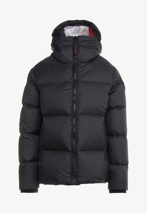 ABCISSSE JACKET - Down jacket - black
