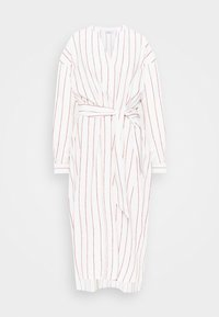 CLOSED - LACEY - Day dress - off-white/red - 0