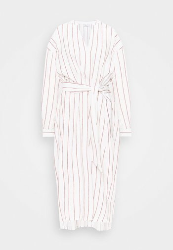 LACEY - Day dress - off-white/red