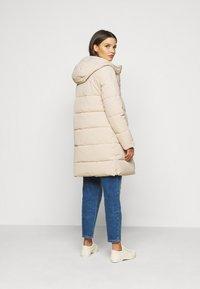 ONLY Petite - ONLDOLLY LONG PUFFER COAT - Winter coat - humus - 2