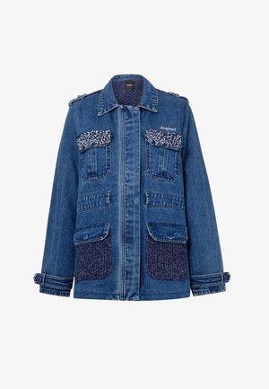 CHAQ_MIZUKI - Krátký kabát - blue