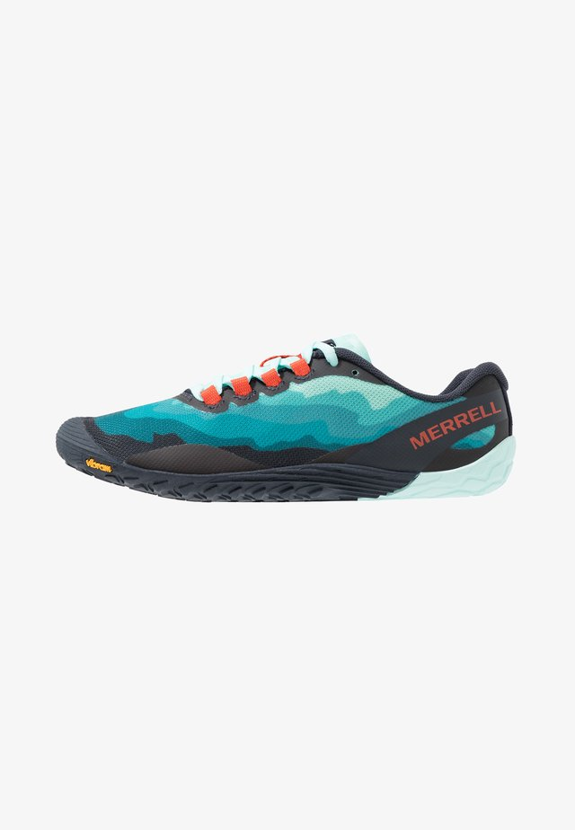 VAPOR GLOVE 4 - Minimalist running shoes - aqua