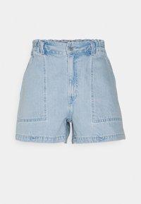 Levi's® - HIGH WAIST A LINE - Denim shorts - throw some shade - 5