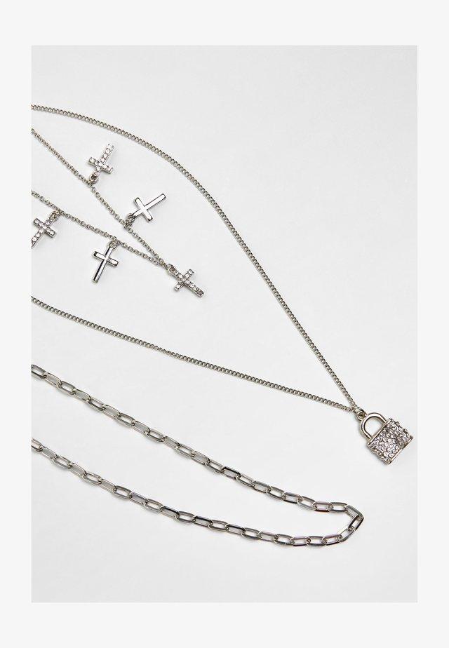 Náhrdelník - silver