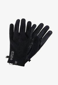 Haglöfs - BOW GLOVE - Gloves - true black - 0