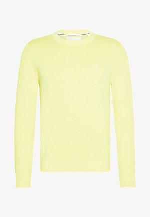 Trui - mimosa yellow
