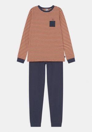 ORGANIC COTTON KIDS  - Pyjama set - rust red
