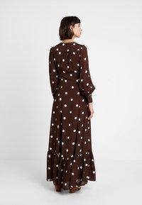 IVY & OAK - BOHEMIAN  - Maxi dress - dark chocolate - 3