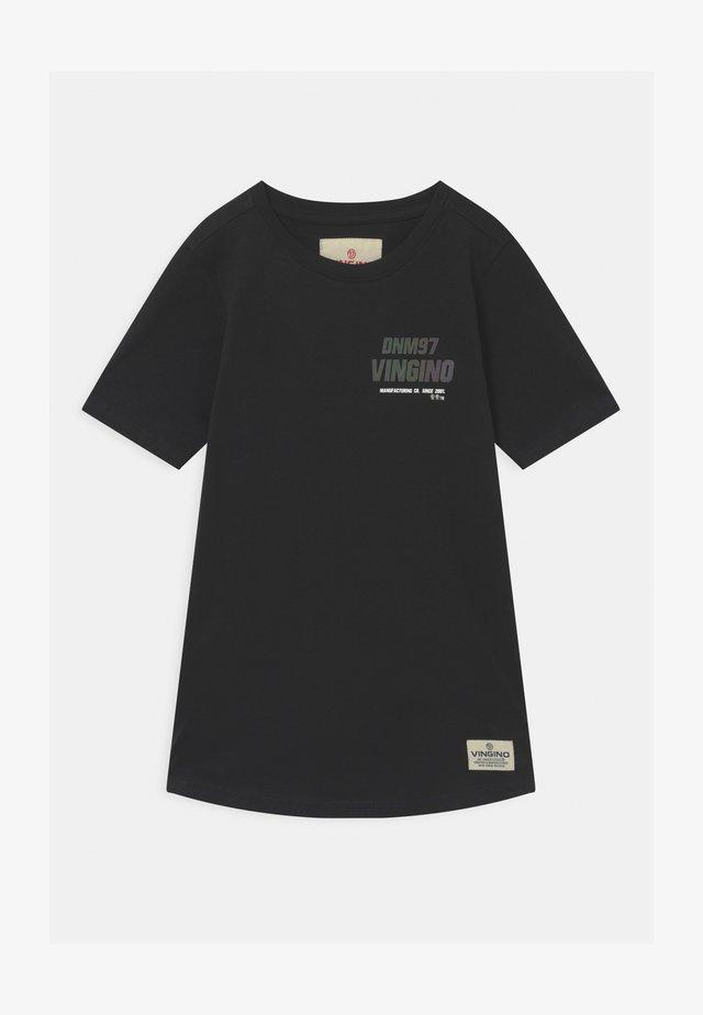 HARGO - T-shirts print - deep black