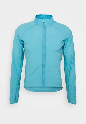 PURE LITE SPLASH JACKET - Training jacket - light basalt blue