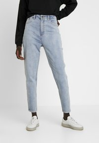 Object Tall - OBJMANDY MOM - Jeans Relaxed Fit - light blue denim - 2