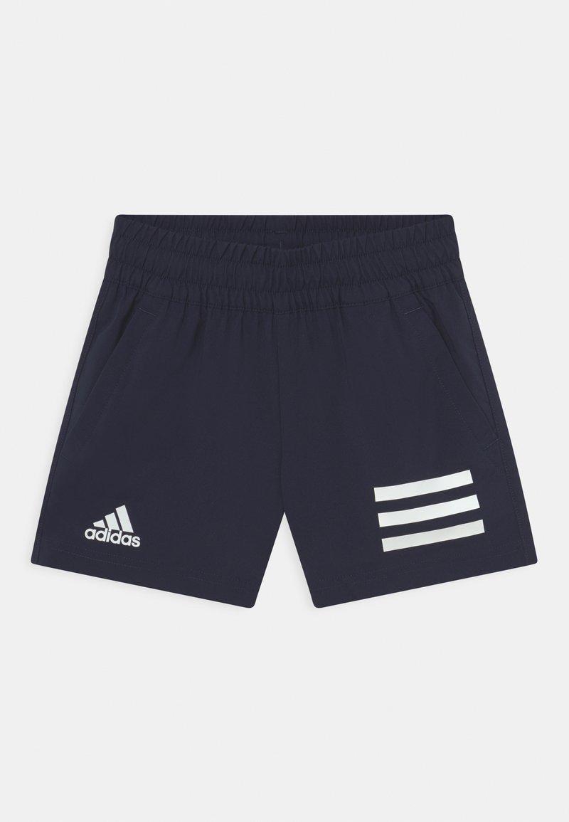 adidas Performance - CLUB UNISEX - Sports shorts - dark blue