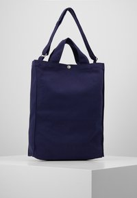 Mads Nørgaard - TÖTE BAG - Tote bag - dark navy/soft rose - 2