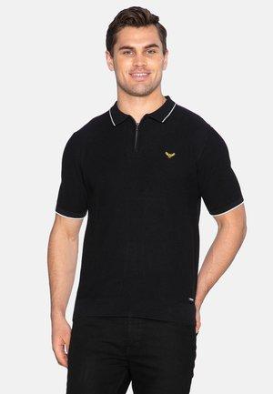 HORNBY - Polo shirt - black