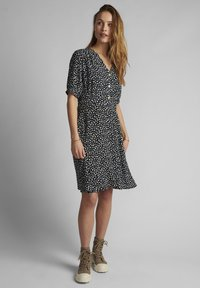 Nümph - Shirt dress - dark sapphire - 0
