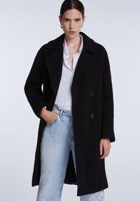 SET - Classic coat - black - 3