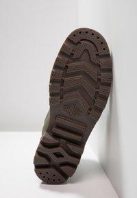 Palladium - PAMPA HI ORIGINAL - Lace-up ankle boots - olive night/black - 4