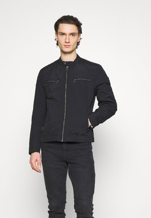 JORDAN - Summer jacket - black
