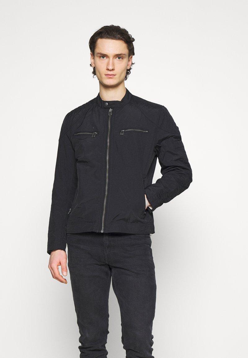 Pepe Jeans - JORDAN - Summer jacket - black