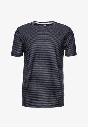 TEFLOAT - Print T-shirt - black