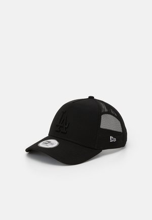 DIAMOND ESSENTIAL TRUCKER UNISEX - Cap - black