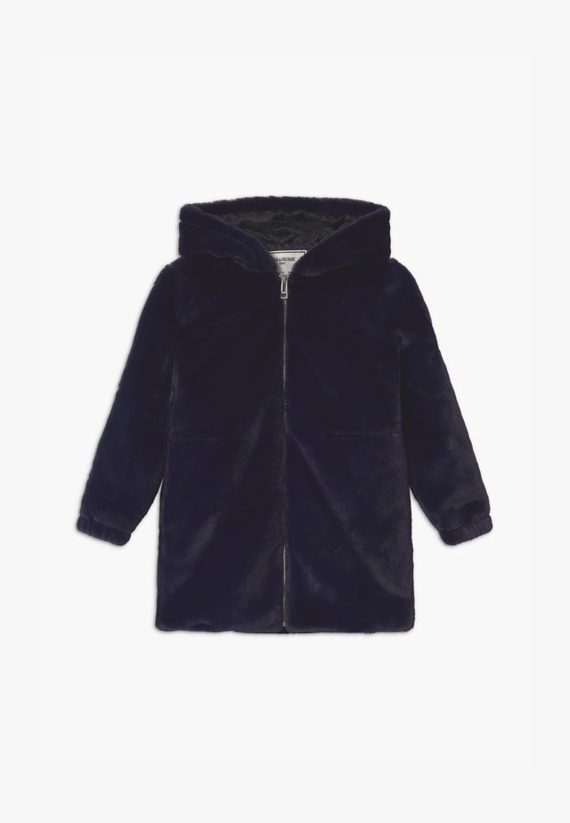 LONG - Cappotto invernale - navy