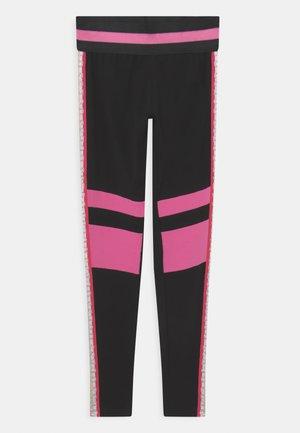 JUNIOR - Leggings - Trousers - jet black