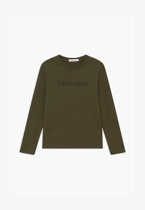 INSTITUTIONAL  - Long sleeved top - green