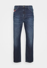 Tommy Jeans - DAD JEAN STRAIGHT - Jeans straight leg - dark-blue denim - 3