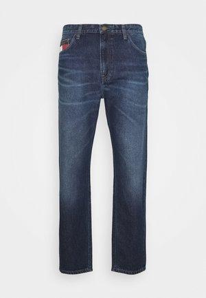 DAD JEAN STRAIGHT - Straight leg jeans - dark-blue denim