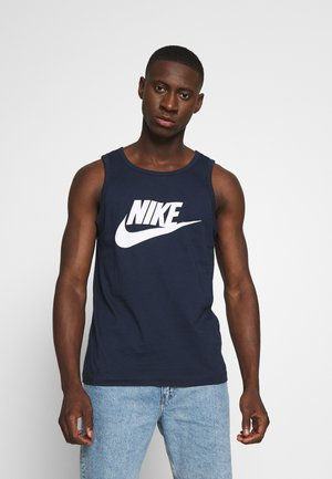 TANK ICON FUTURA - Top - dark blue