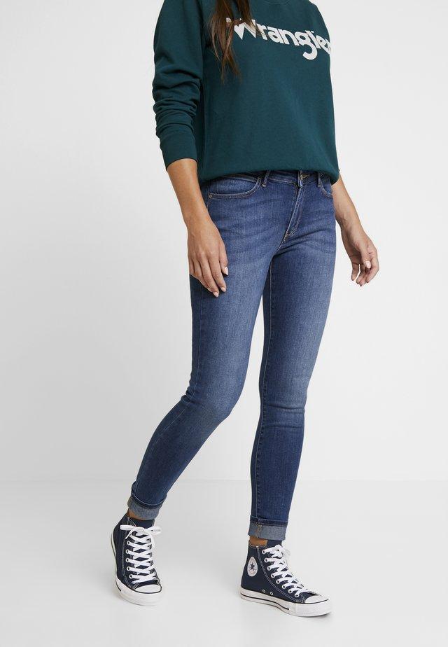 BODY BESPOKE - Jeans Skinny - authentic blue