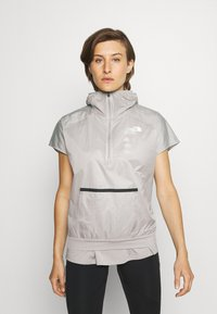 The North Face - GLACIER WIND JACKET  - Training jacket - wrought iron - 0