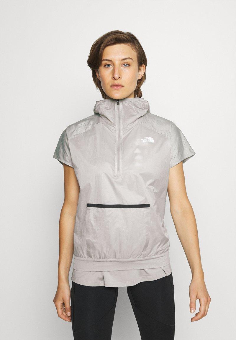 The North Face - GLACIER WIND JACKET  - Training jacket - wrought iron