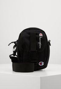 Champion Reverse Weave - SMALL SHOULDER BAG - Across body bag - black - 0