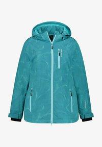 Ulla Popken - Outdoor jacket - turquoise - 0