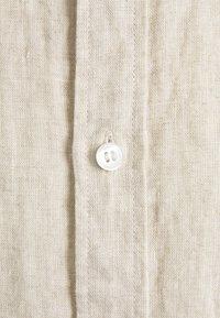 ARKET - Linen Shirt - Shirt - beige - 6