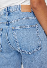 Weekday - VOYAGE - Relaxed fit jeans - pen blue - 5