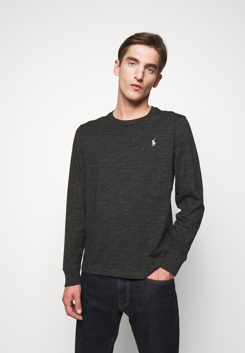 Polo Ralph Lauren - Long sleeved top - black marl