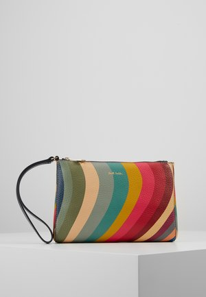 WOMEN BAG WRISTLET - Clutch - multicolor