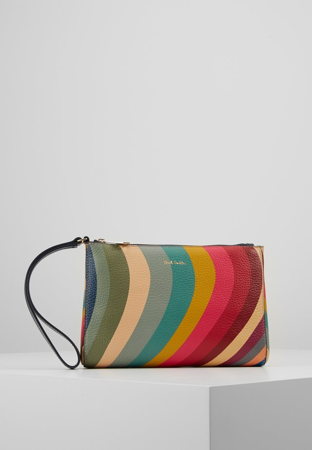 WOMEN BAG WRISTLET - Pochette - multicolor