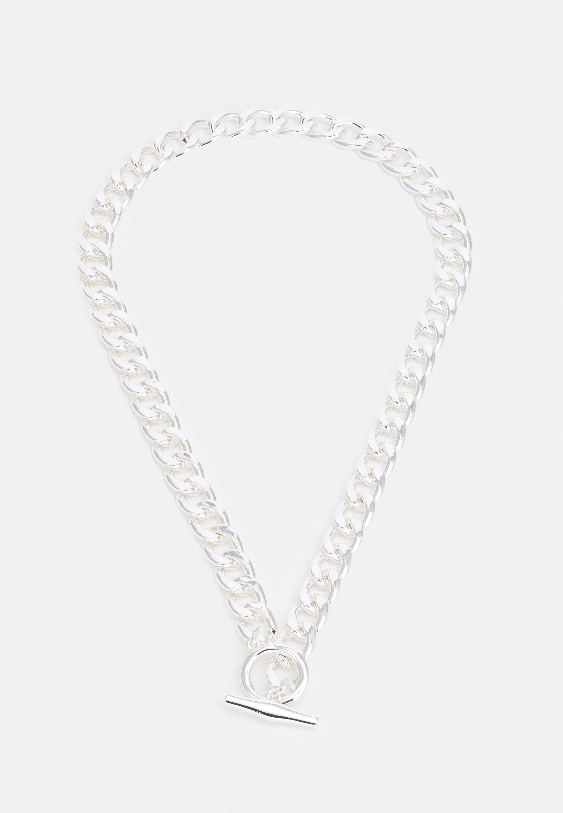 Women THICK BAR CHAIN UNISEX - Necklace